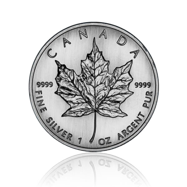 Maple Leaf Argent avers