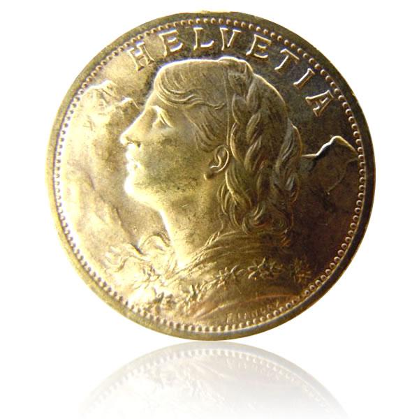 20 Francs Suisse Acheter De L Or En Pieces
